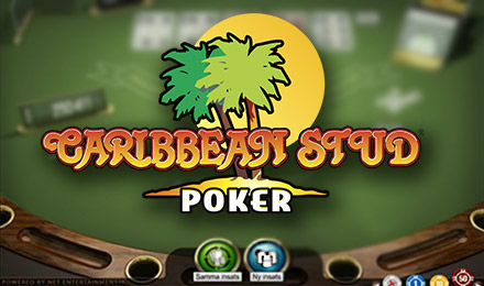 Evolution Live Caribbean Stud Poker